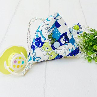 [Pacifier Bag] Forest Animals