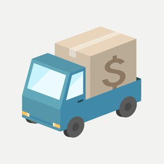 Additional Shipping Fee listings - Mail delivery area