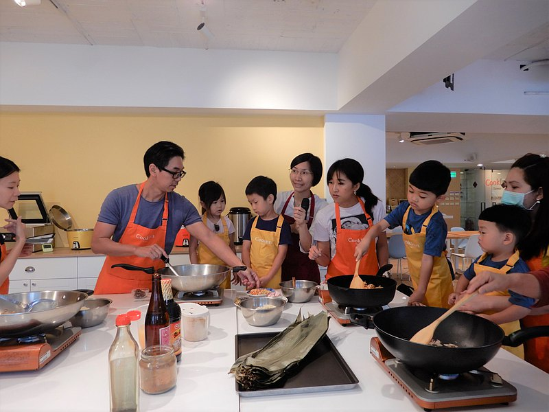 【Workshops】Little Chef God FUN Summer Vacation (4) Traveling in Italy at Home