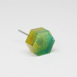 Resin Earrings / 447 / Soul Kitchen - Single Stud