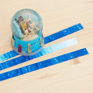 Paper Tape (1.5cm) - Wishing Stars Make a Wish