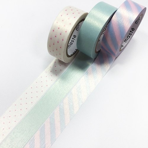 maste Masking Tape Pearl Color Set (MST-ZB06-D)