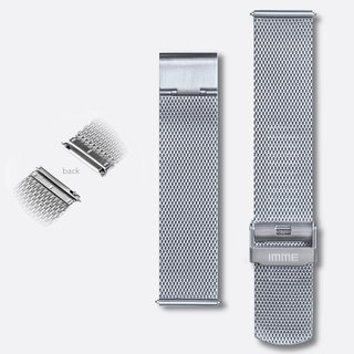 IMME - Stainless steel mesh band