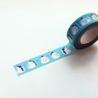 Coco Dino Masking Tape_blue