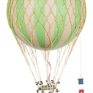 Authentic Models Hot Air Balloon Strap (Royal Air / Green)