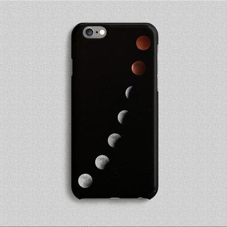 Mobile Phone Case | Lunar Phase design by Dragline Wang | Z999CC003