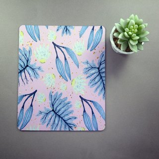 Natural Mouse Pad Tropical Desk Decorations