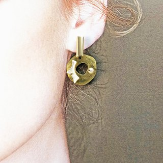 【Japanese Style】925 Silver Earrings【Birthday Gift】【 Brass Earrings】【wedding】