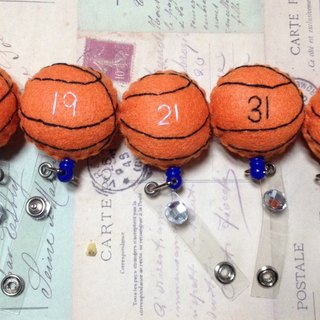 Basketball - Modeling retractable badge clips