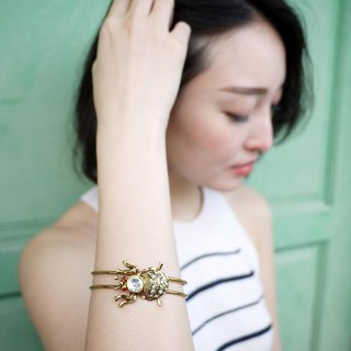 Art Nouveau ‧ Insect Wind Bracelet Series NO.4