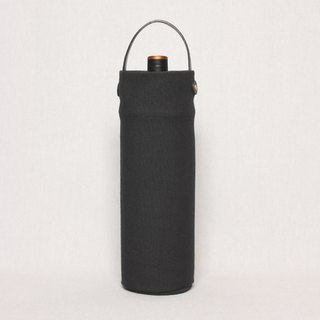 Kettle bag beverage bag mug bag wine bag - black