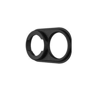 Phone expansion lens adapter ring for iPhone