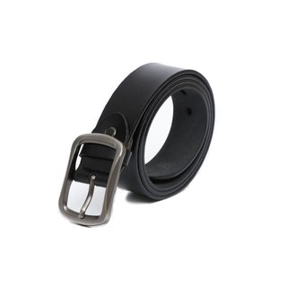 Kings Collection 黑色牛皮皮帶 KCBELT1010 黑色