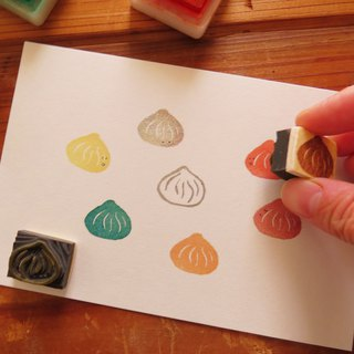<STAMP SET> Taiwan dumplings meeting