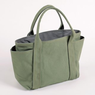Universal handbag - leaf green (small)