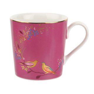 Sara Miller London for Portmeirion Chelsea Collection Mug - Pink