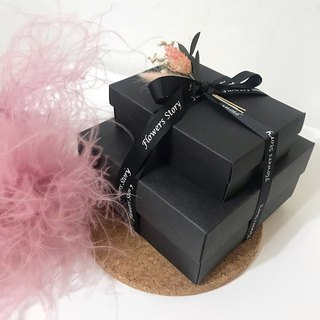 1+1 dry flower box X soy wax gift box set