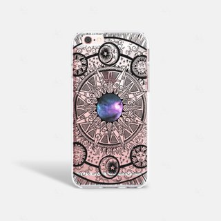 Zodiac iPhone 7 Case Clear iPhone 8 Case Clear iPhone 7 Plus Case iPhone 6S Plus