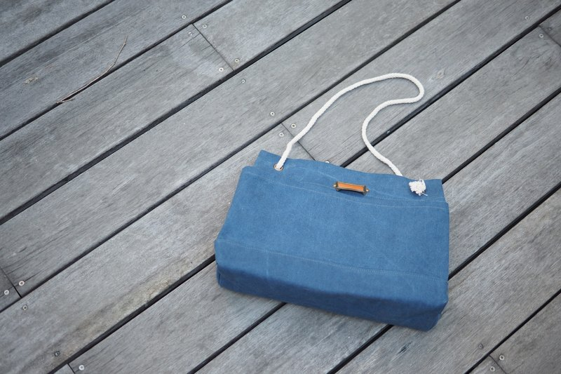 Summer Bag Summer Bag Beach Bag Crossbody Navy Blue