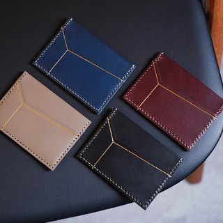 BF Gold Foil Cardholder | DIMENSION II