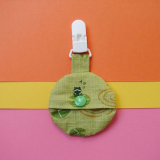 Cheerful rich and perfect peace bag incense bag moon gift peace symbol bag _Q frog frog