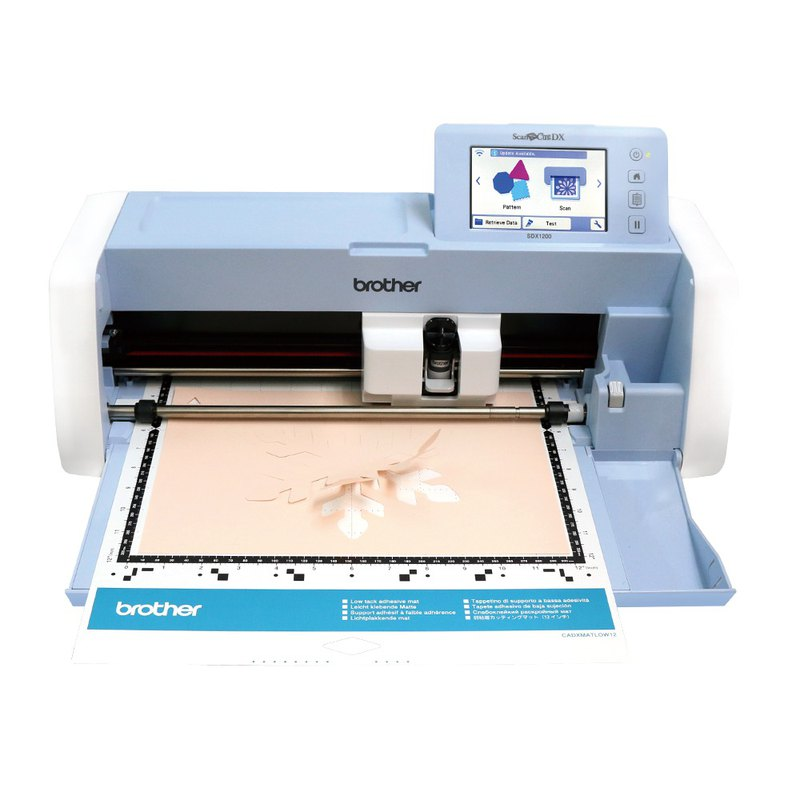 Japan Brother ScanNcut DX SDX1200 Scanning and Cutting Art Machine