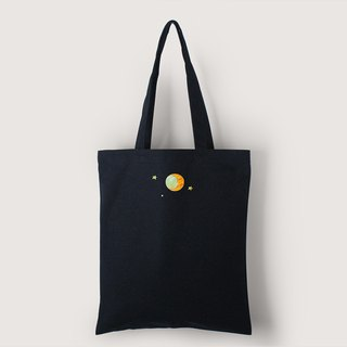 Shoulder bag + illustration