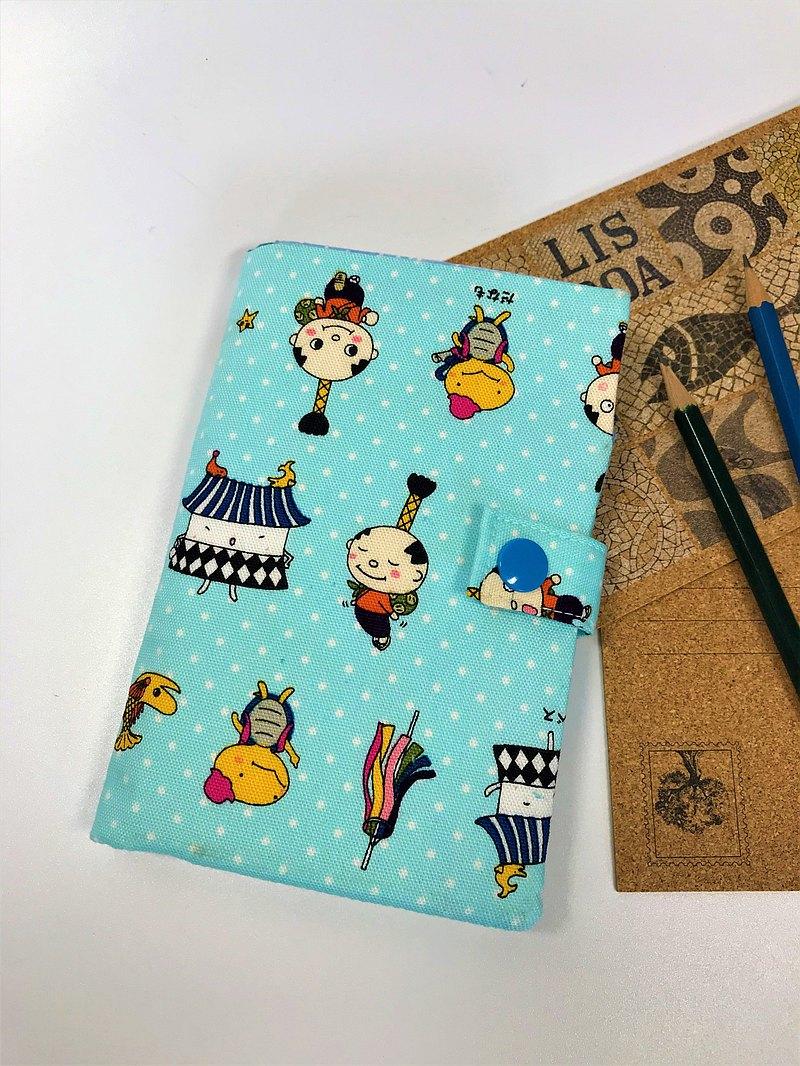 Fantasy【日本棉布】護照套/夾