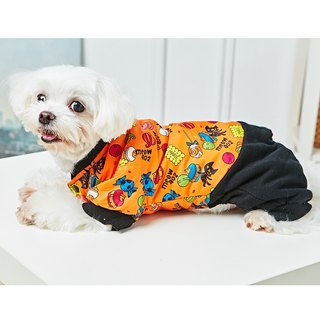 Pet clothes style cotton and windbreaker