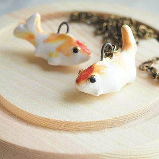 The Koi necklace