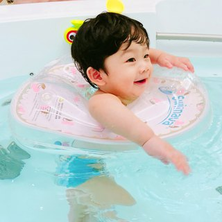 G2 Swimava cherry initial child swim ring (small number under armpit circle)