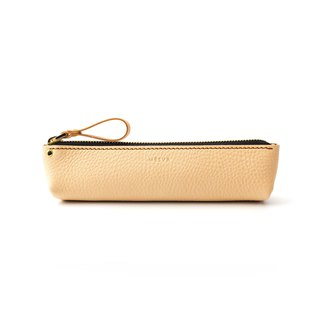 [WILD]|Pencil Case S|Zipper Pouch Silver Kraft