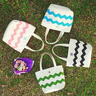 Picnic tote bag | four popular color choices