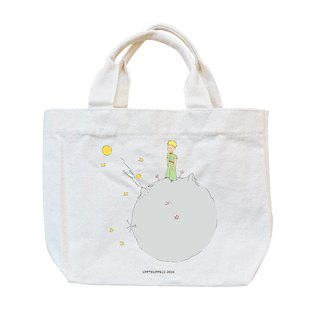 Little Prince Classic Edition Authorization - Small Tote Bag: [another planet], AA03