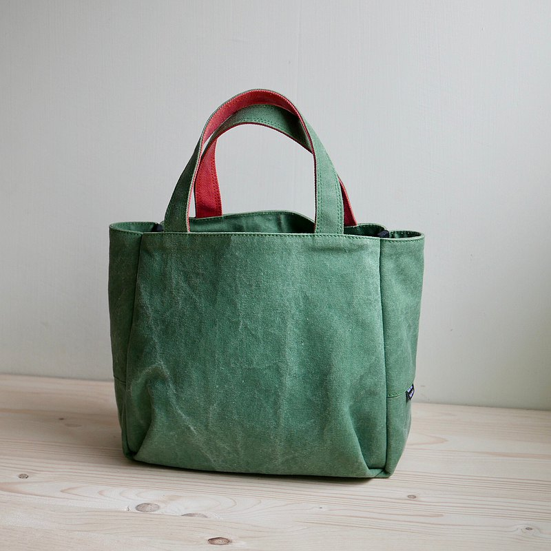 Simple Design / Hand Tote Bag-A5 Notebook