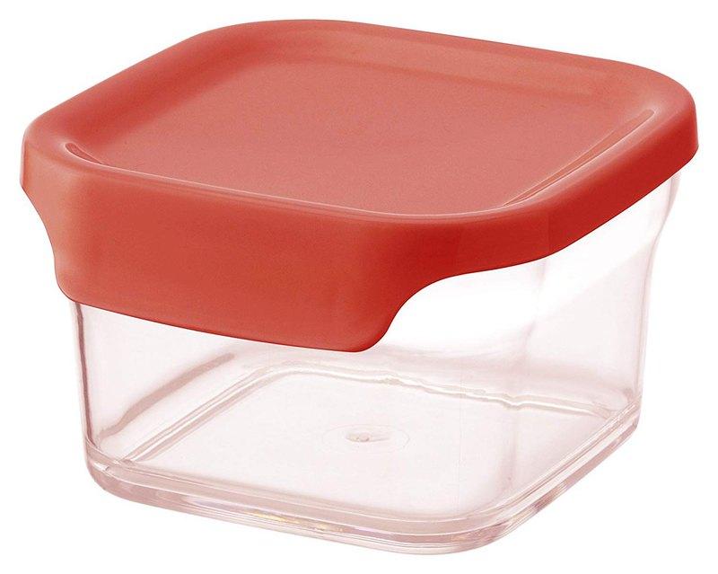 日本 LIBERALISTA 廚房儲物收納罐 (矮) 四色可選