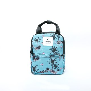 [RITE] Le Tour Series - Dual-use Mini Backpack - Hawaii Crane