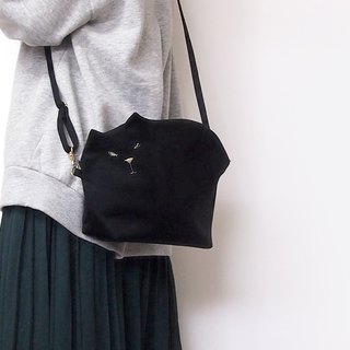 ☆ Big size ☆ No. cat pochette 001 of the canvas [MTO]