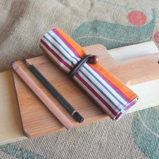 weimom's simple lines - pen, chopsticks sets, tableware bags, rolls, Christmas gift ● Made in Taiwan - Handmade Good