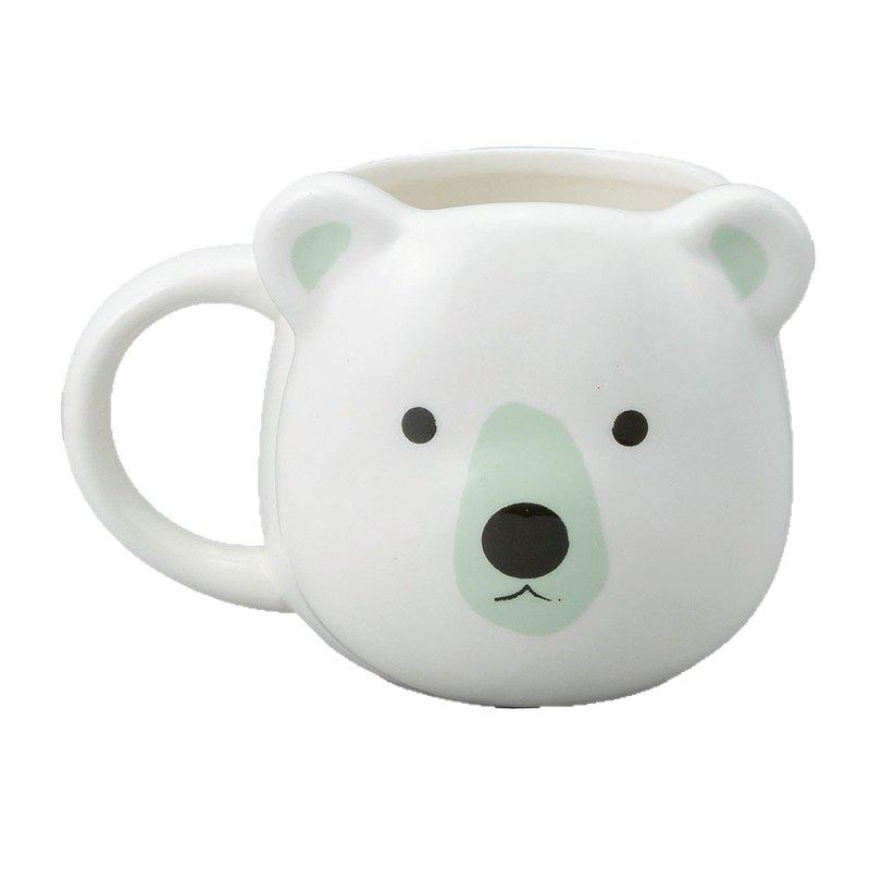 日本 sunart 馬克杯 - 北極熊
