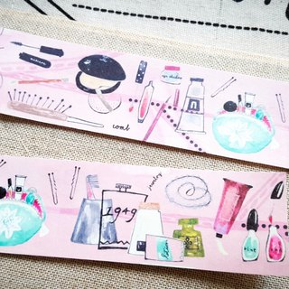 [Hoppy] Mini Box-Party Cosmetic paper tape / GTIN: 4713077970676