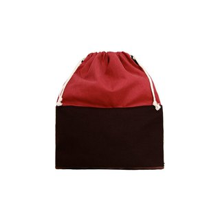 [Double-layer casual bag] - Time rust