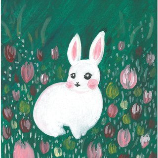 [Animal] Series - Rabbits _ Postcards _ Cards