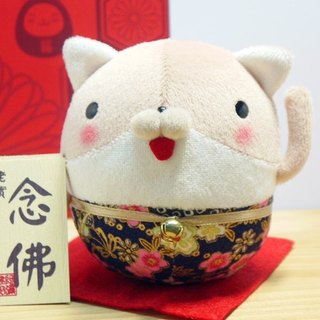 Bucute Lucky Cat doll ornaments / pray / love / manual / gift / Fast Shipping / New Year / Limited / marriage / Buddha