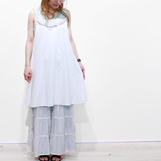 ☆ Palette ☆ 彡 fringe neck one piece