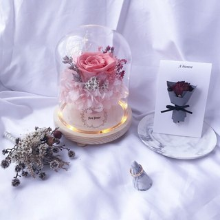 Valentine's Day Rose Night Light - Eternal Flower Night Light/Hot Style/Home Decoration/Ecuador Rose