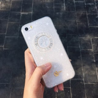 CRYSTAL EIRA - PHONE CASE/WHITE