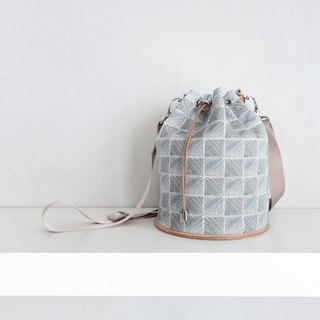 """Neutral"" Bucket bag"