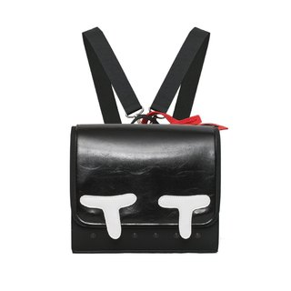 SORROW MINI ARTIFICIAL LEATHER BACKPACK