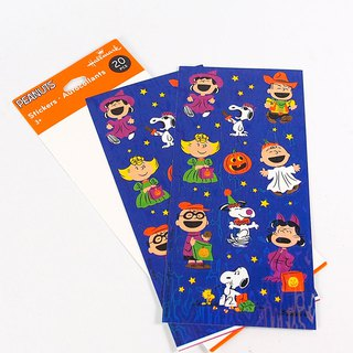 Halloween Snoopy Sticker 2 [Hallmark-Halloween Series]
